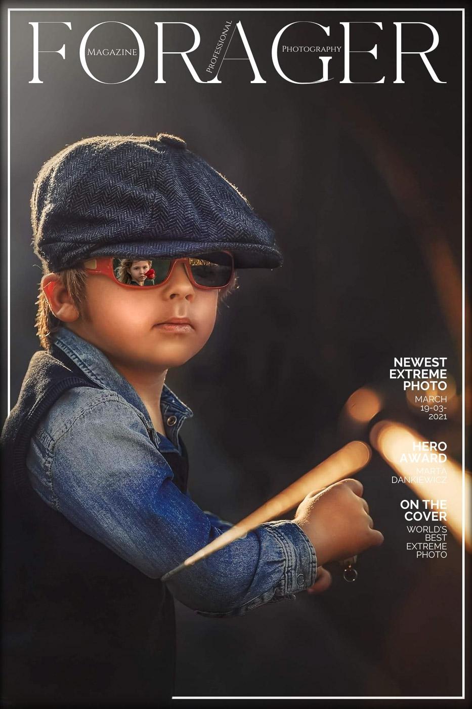 magazine, photo magazine, boy, portrait, create your child modelling portfolio